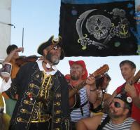 Пиратская песня.