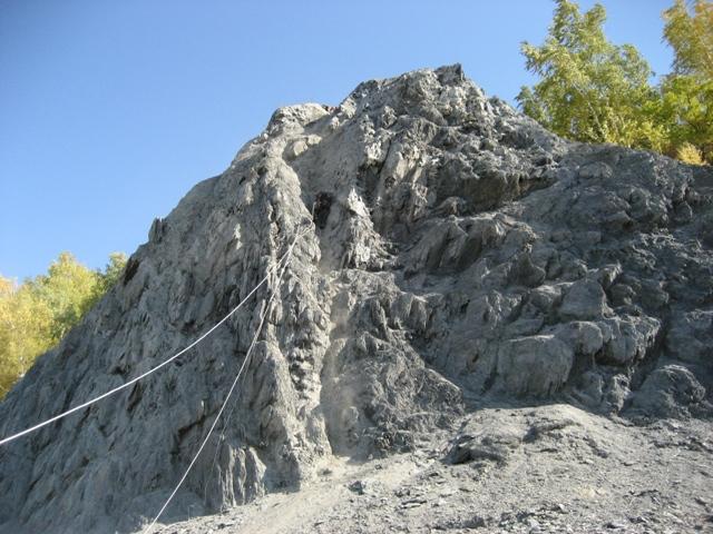 Прхождение скального этапа Фото Жигарев Олег