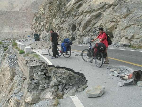 5 к.с. вело Китайский Памир, Каракорум, Гималаи, 2005, рук. Маслобоева