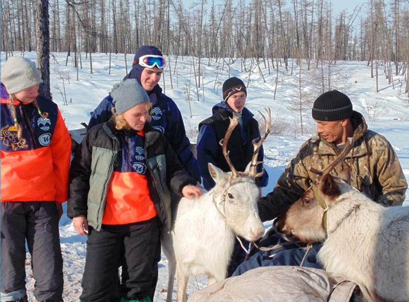 ОТЧЕТ О ПРОХОЖДЕНИИ ЛЫЖНОГО ТУРИСТСКОГО МАРШРУТА четвертой категории сложности по Северу Читинской области